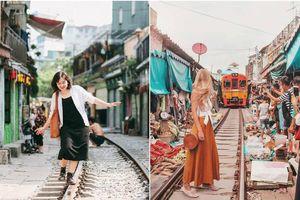 Có gan mới dám ghé 3 con phố đường tàu nổi tiếng khắp châu Á: Xóm Phùng Hưng ở Hà Nội là 'đáng sợ' nhất!