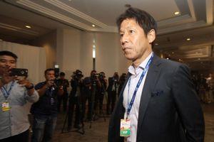 Rơi bảng 'tử thần', HLV Thái Lan đặt mục tiêu khó tin