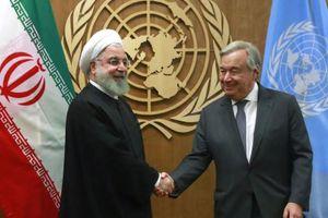 Tổng thống Iran ủng hộ chuyển trụ sở Liên hợp quốc khỏi Mỹ