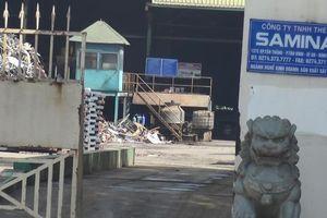 3 công nhân ở Bình Dương tử vong tại xưởng