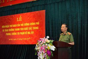 Bộ trưởng Tô Lâm nói về khó khăn khi xử lý tội phạm ma túy