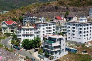 Sẽ đập bỏ phần xây trái phép ở dự án Ocean View Nha Trang