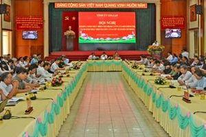 Tỉnh ủy Gia Lai sơ kết 3 năm thực hiện Chỉ thị 05-CT/TW của Bộ Chính trị