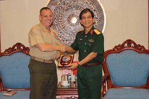 Hoa Kỳ và Việt Nam thúc đẩy hợp tác về gìn giữ hòa bình