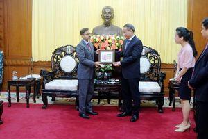 Tân Đại sứ Ấn Độ thăm Đà Nẵng