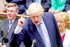 Thủ tướng Anh Boris Johnson: Kiên quyết không gia hạn Brexit