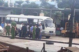 Vụ sản xuất ma túy khủng ở Kon Tum: Đã khởi tố 18 người Trung Quốc