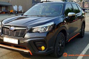 Độ Subaru Forester thể thao chỉ 5 triệu đồng ở Sài Gòn