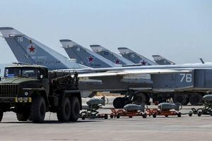 Nga nâng cấp quy mô lớn căn cứ Hmeimim tại Syria