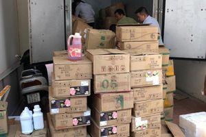 Hà Nội: Thu giữ số lượng lớn nguyên liệu trà sữa không nguồn gốc