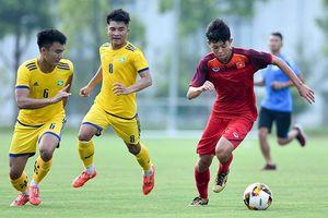 U21 SLNA thua trận thứ 3 liên tiếp tại Vòng loại U21 QG 2019