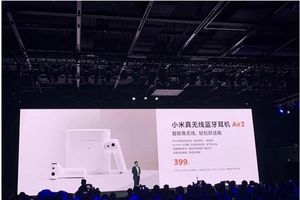 Tai nghe Bluetooth Xiaomi Air 2 True Wireless ra mắt: chống ồn chủ động, giá 58 USD