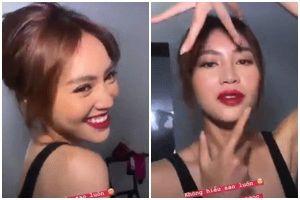 'Lầy số má' như Ninh Dương Lan Ngọc: Pose dáng chụp hình beauty mà chuyên gia make-up phải 'khóc thét'