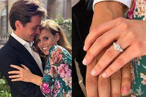 Công chúa Anh đính hôn với triệu phú bất động sản, công bố ảnh chính thức, nghi 'đạo' phong cách của Meghan Markle