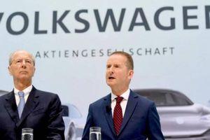 Ba lãnh đạo Volkswagen bị cáo buộc thao túng thị trường chứng khoán