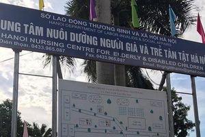 12 cán bộ, nhân viên 'ăn chặn' hàng từ thiện ở Trung tâm Nuôi dưỡng người già và trẻ tàn tật Hà Nội