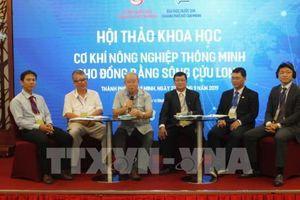 Cơ giới hóa nâng cao năng lực cạnh tranh của nông sản Việt