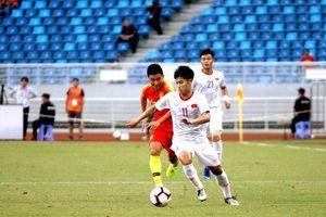 U23 Việt Nam sáng cửa vào tứ kết hơn Thái Lan, Trung Quốc