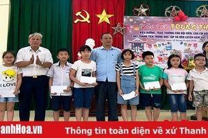 MTTQ huyện Tĩnh Gia với công tác khuyến học, khuyến tài, xây dựng xã hội học tập