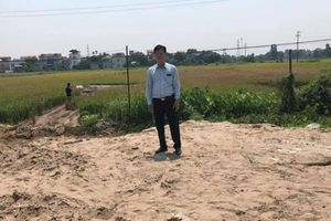 Huyện Thường Tín (Hà Nội): Chủ tịch xã Quất Động có dấu hiệu 'tiếp tay' cho hoạt động mua bán đất nông nghiệp trái pháp luật
