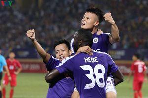 Những khó khăn của Hà Nội FC ở trận tái đấu 4.25 SC