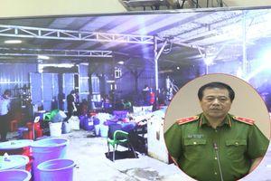 Nhóm người Trung Quốc sản xuất ma túy ở Kon Tum ma mãnh thế nào?
