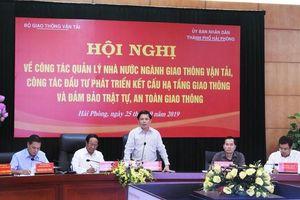Hải Phòng: Đề xuất đưa sân bay Tiên Lãng vào quy hoạch phát triển giao thông hàng không