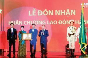 Nhà máy Bia Hà Nội - Mê Linh: Một thập kỷ không ngừng đổi mới