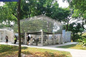 Fort Canning, lá phổi xanh của Singapore