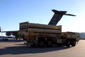 Hoa Kỳ hỗ trợ thêm cho Ả Rập Saudi hệ thống phòng thủ Patriot và THAAD