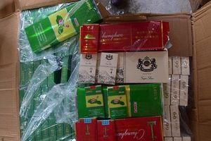 Thừa Thiên-Huế: Khởi tố tài xế ô tô chở gần 30 ngàn gói thuốc lá nhập lậu