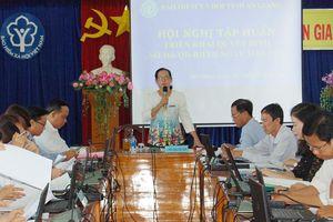 Tư vấn, đối thoại về chính sách bảo hiểm tại An Giang