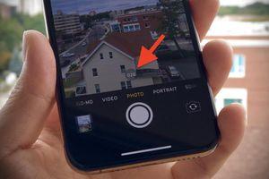 Cách kích hoạt chế độ chụp ảnh liên tục trên iPhone 11