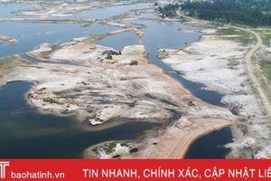 Dừng khai thác mỏ sắt Thạch Khê mới mong 'giải cứu' bãi biển đẹp ở Hà Tĩnh