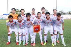 Đánh bại Thái Lan, những cô gái vàng Việt Nam đứng đầu ĐNA trên bảng xếp hạng FIFA