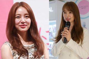 'Thái tử phi' Yoon Eun Hye tái xuất xinh đẹp sau thời gian bị chê thẩm mỹ hỏng