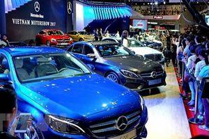 Gần 96.000 xe ô tô được nhập về Việt Nam từ đầu năm đến nay