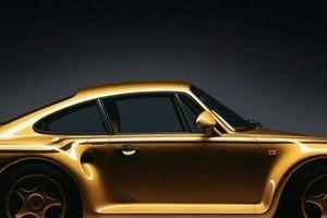 Porsche 959 vàng Gold của hoàng tộc Qatar, 'độc' nhưng chưa phải là tất cả