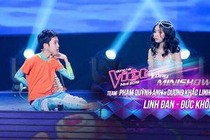Fan vỡ òa với màn song ca của Linh Đan - Đức Khôi: Cặp chiến binh 'trùm cuối' The Voice Kids là đây?