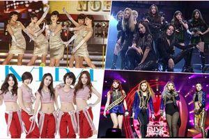 7 khoảnh khắc khó quên của các nhóm nhạc K-pop mà không phải ai cũng biết