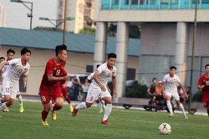 Xuân Trường đá hỏng 11 mét, đội tuyển Việt Nam thua sốc đàn em U22