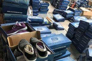 Hải Phòng: Thu giữ gần 9.000 sản phẩm thời trang gắn nhãn hiệu nổi tiếng