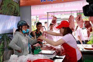 Thị trường cuối năm có xẩy ra tình trạng thiếu hụt thịt heo?