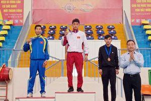 Giải vô địch võ cổ truyền toàn quốc 2019: Đồng Nai giành được 3 HCV, 4 HCB, 6 HCĐ