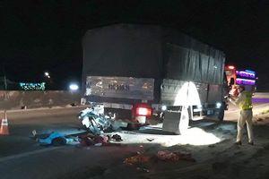 Hai mẹ bị tai nạn chết thảm khi đang về dự đám tang người thân