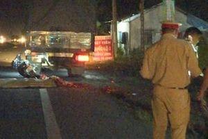Tự tông vào đuôi xe tải, 2 mẹ con tử vong trên QL1A