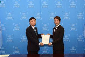 Việt Nam tích cực, chủ động ứng phó với biến đổi khí hậu