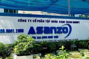 Asanzo bị Sharp Việt Nam tố làm giả tài liệu, con dấu