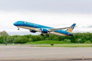'Siêu' tàu bay Boeing 787 của Vietnam Airlines tại Úc không thể bung càng: Có yếu tố con người
