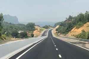 Thông xe cao tốc Bắc Giang - Lạng Sơn dài hơn 60km
